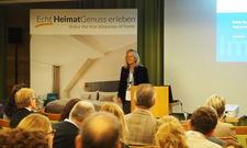 Erläutert den Markenkern der Kooperation: Ringhotels-Vorstand Susanne Weiss