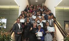 Sie haben ein gutes Händchen für Mitarbeiter: Die Preisträger des Hospitality HR Awards 2016