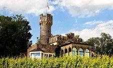 Neu bei Romantik: Das Burghotel Schwarzenstein im Rheingau