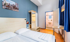 Bietet Betten oder Zimmer: A&O spricht sowohl Schulsklassen als auch reisende Paare an