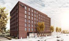 So soll's aussehen: Das geplante Novum Style Hotel in Mannheim