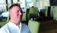 Neu im Wasserturm: Spitzenkoch Eric Werner