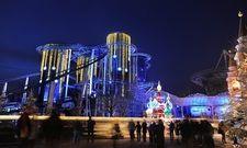 Winter im Europa-Park: Anlässlich der neuen DJ BoBo Tour öffnet der Europa-Park noch einmal vom 13. bis 15. Januar seine Tore