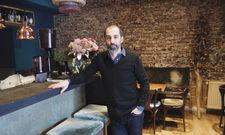 Sein eigener Herr: Volker Drkosch kocht jetzt im Lokal, das seiner Lebensgefährtin gehört.