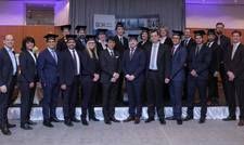 Der Doktorhut als Zeichen für die Qualifizierung: Zwölf Nachwuchstalente haben das GCH-Leadership-Programm erfolgreich absolviert.