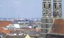 Spitzenreiter München: Die bayerische Landeshauptstadt liegt bei Zimmerpreis und RevPar ganz vorn.
