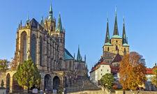 Erfurt: Bei Touristen im Jahr 2015 beliebter als in den Jahren zuvor