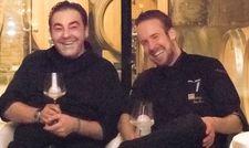 Verstehen sich: Spitzenkoch Juan Amador (links) und sein Küchenchef Sören Herzig