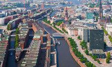 Beliebtes Ziel: Die Hansestadt Hamburg