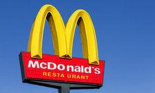 An der Spitze: Marktführer McDonald's verteidigt Platz eins.