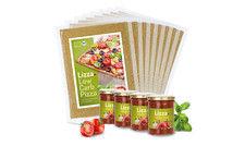 Für ernährungsbewusste Gäste: Die Teigalternative Lizza