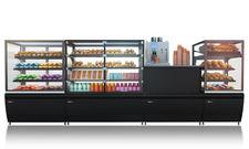 Kombinierbar: Gastronomen können einzelne Module der Tectro Promo FL2 zusammenstellen