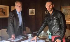 Planen gemeinsam: Investor Helmut de Jong (links) und Dormero-Chef Marcus Maximilian Wöhrl