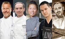 Geballte Expertise: Die Jury beim S.Pellegrino Young Chef 2018