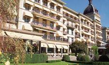 Flaggschiff: Das Victoria-Jungfrau Grand Hotel Interlaken