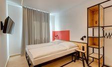 So sieht es aus: Meininger-Zimmer in Leipzig