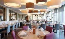 Der Salon Heide, Teil des Dünenrestaurants