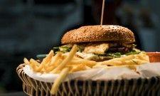 Klassiker auf der Sausalitos-Karte: Der Burger