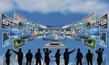 Vernetzung vor Ort und im virtuellen Raum: Meetings bekommen mit der Digitalisierung neue Dimensionen.