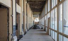 Alte Bausubstanz: So sieht's derzeit im Erdgeschoss des Dom Hotels aus