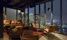 Über den Dächern: Gäste haben in den oberen Etagen einen Rundumblick über London