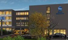 So soll's aussehen: Ein Rendering des künftigen Best Western Hotels Kaiserslautern