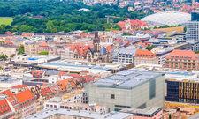 Leipzig wächst: Auch im Hotelsektor wird sich in den nächsten vier Jahren einiges tun.