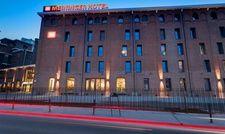 Hat schon offen: Das Meininger Hotel in Brüssel