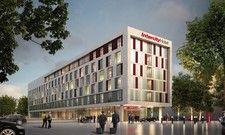 Neue Betten für Duisburg: Das Intercity wartet mit 176 Zimmern auf