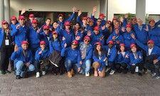 Leben den Mövenpick-Spirit: Die 37 Mövenpick-Mitarbeiter des Jahres unterwegs in der Schweiz
