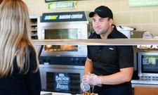 Bald auch an der Tankstelle: das Subway-Sandwich