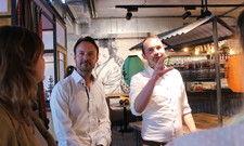 Haben die zweite Filiale in Stuttgart eröffnet: Alexander von Bienenstamm (links) und Arthur Käser, beide Geschäftsführer der Coa Holding.