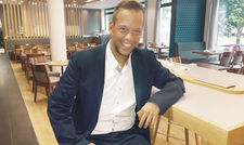 Mag Fortschritte: Marc Fischer (24), seit Jahresanfang in der Position des Sales Managers.