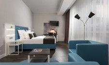 Neu gestaltet: Die Zimmer im Best Western Dortmund Airport