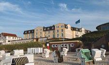 Stattliches Haus in bester Lage: Das Strandhotel Gerken