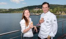 Neue Wirte im Standbad: Markus Rath und Bianca Hirschmugl
