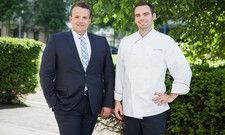 Starkes Duo: (Von links) Andreas Klunker und Oliver Amelang packen ab jetzt gemeinsam an