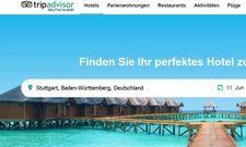 Neuer Look: So präsentiert sich die Reisewebsite seit diesem Mittwoch