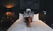Großer Zuspruch: Die Zimmer im Tuck Hotel kommen bei den Gästen gut an.