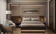 Modern: Die Zimmer im Golden Tulip Istanbul Bayrampasa.