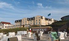 Neustart: Das Strandhotel Gerken ist ein Wangerooger Klassiker