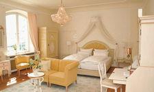 Komfortabel: Die Suite Mein Königreich ist 64 Quadratmeter groß.