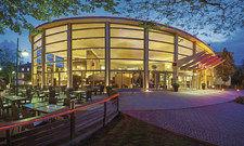Spezialisiert auf Tagungen: Das Sheraton Offenbach am Büsing Palais.