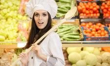 Viel los im Gemüseregal: Eine Weiterbildung macht Köche fit für die vegetarisch-vegane Küche