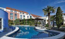 Modernisiert: Das Lindner Hotel & Spa Binshof in Speyer