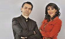 Power-Paar: Ihsan und Yonca Yalaz.