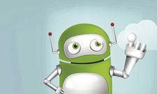 Seine Antwort lässt nicht lange auf sich warten: Ein Chat-Bot kann meist schneller auf Anfragen eingehen als ein Mitarbeiter am Telefon.