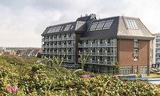 Kommt zu Arcona: Das bisherige BASF-Urlaubshotel auf Sylt.