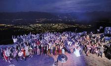 Gutes Team: Die Best Alpine Wellness Hotels feierten in spektakulärem Ambiente hoch über Innsbruck ihr 25-jähriges Bestehen