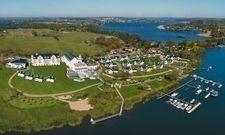 Schwielowsee: Die Ferienanlage machte bisher als Grab für Fördergelder Schlagzeilen